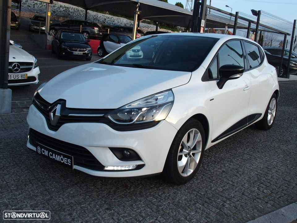 Renault Clio 1.5 Dci LIMITED GPS - 2