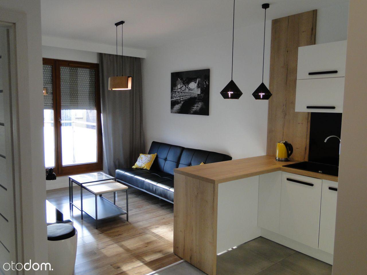2-pokojowe mieszkanie w centrum Wrocławia