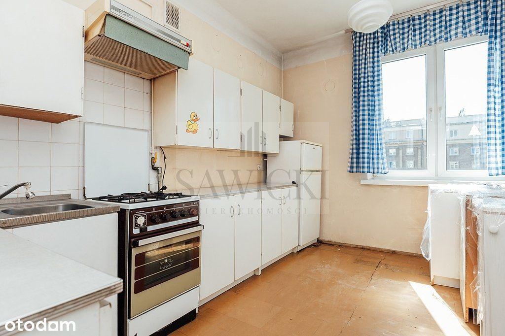 Śródmieście- Muranów ul. Andersa, 55 m2, 2 pokoje