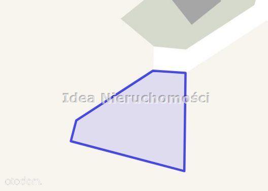 Działka, 704 m², Prądki