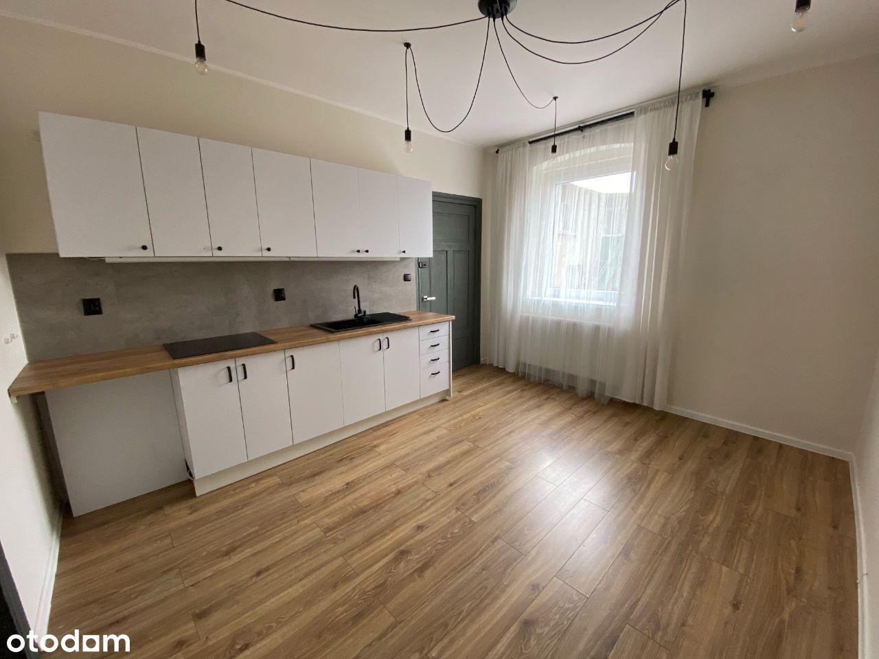 BEZCZYNSZOWE mieszkanie 40m2 + garaż