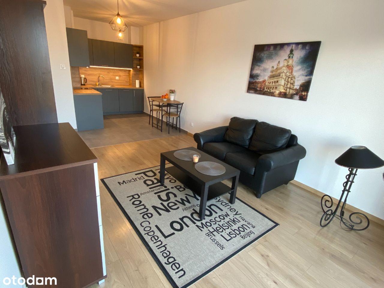 Nowe, komfortowe 2-pok. mieszkanie na Dmowskiego