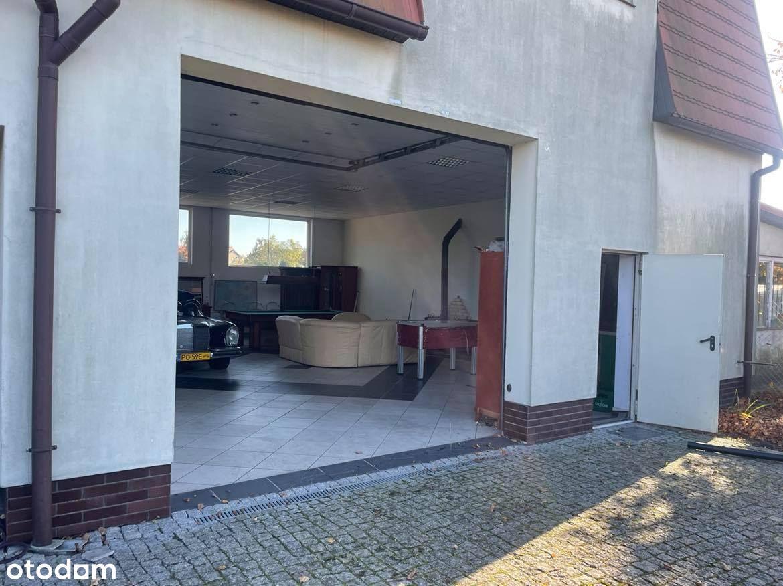 hala, garaż, maazyn 100m2