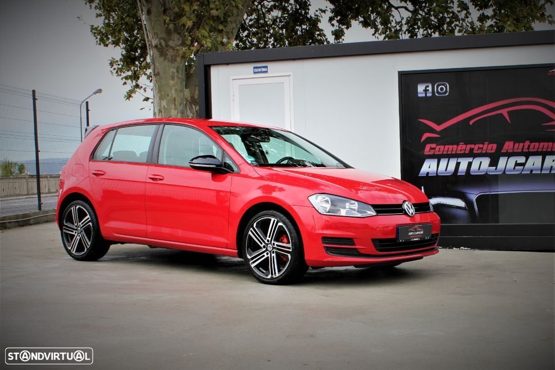 VW Golf 1.6 TDi R-Line - 1