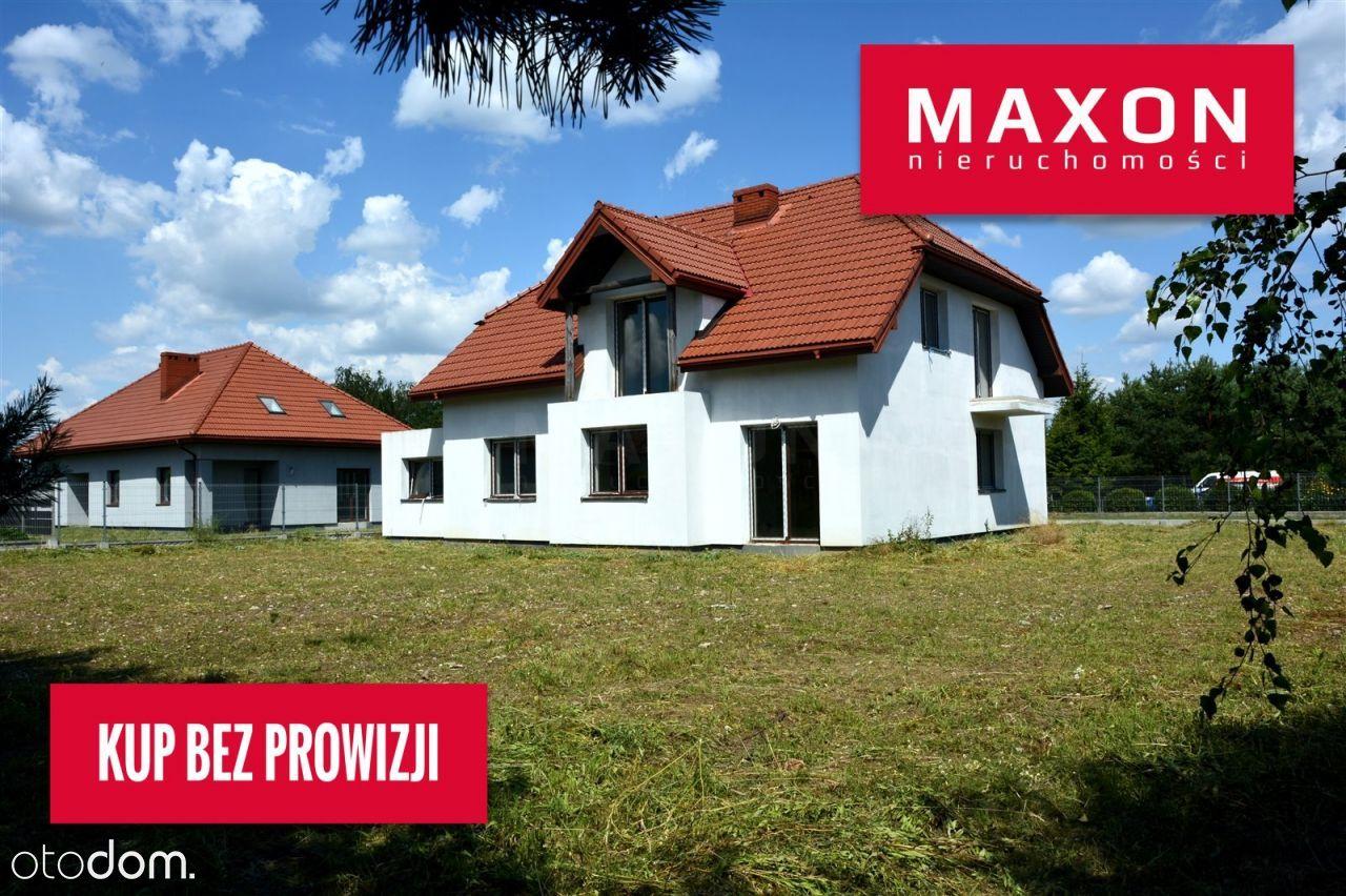 Piękny dom (stan developerski) Nadarzyn 208,54 m2