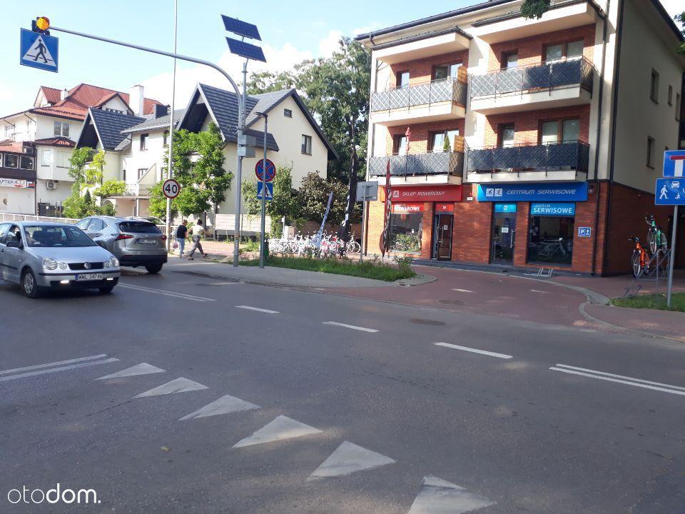 Lokal handlowy 65m2 Zielonka centrum ul.Kolejowa