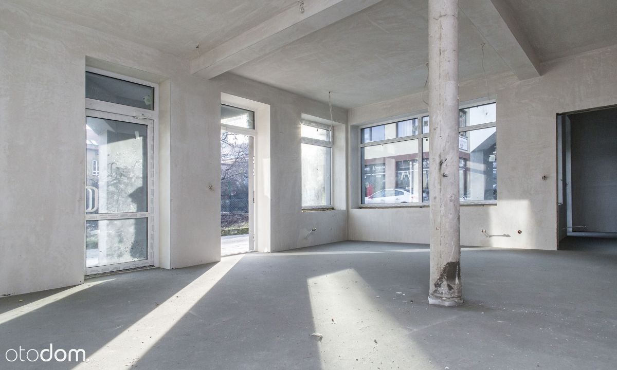 Lokal Nowy, pod biuro, usługi Bochnia Storynka