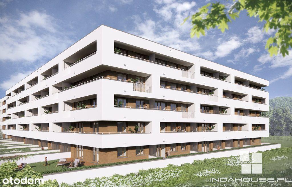 Nowe 3 pokojowe mieszkanie duży taras i ogródek