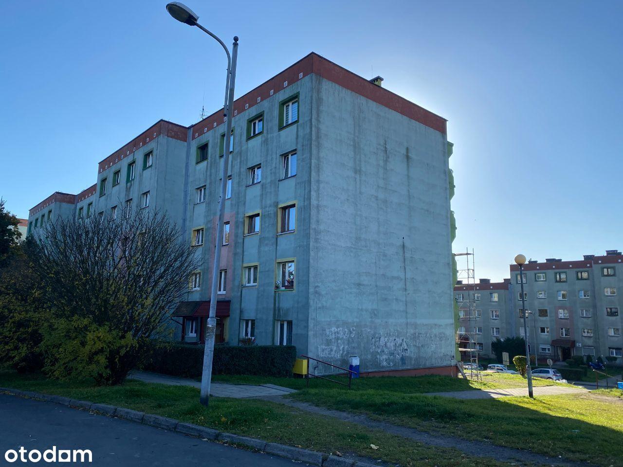 3 Pokojowe 60m2 z dużym balkonem