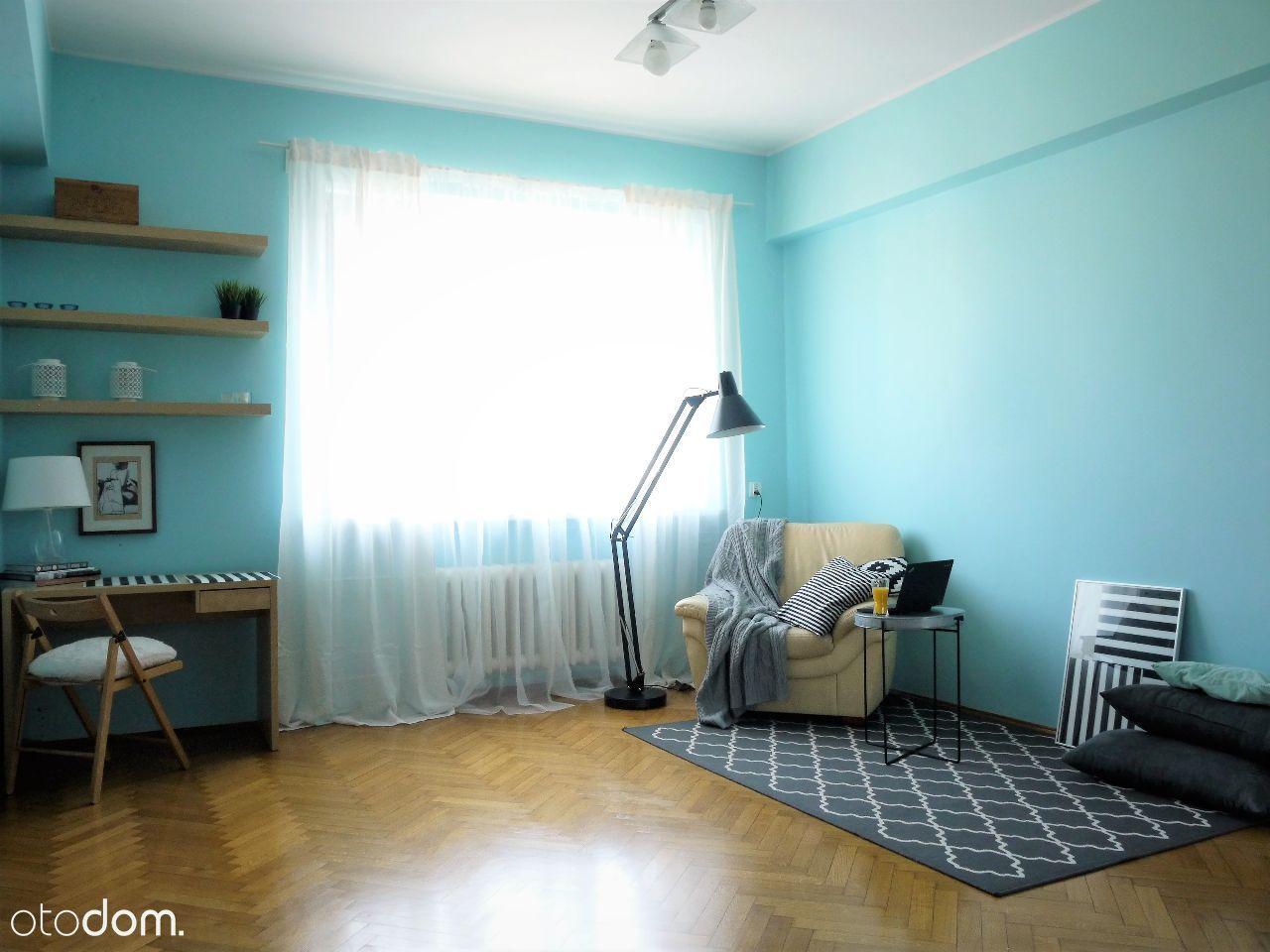 3-pokojowe, jasne i ciepłe mieszkanie Świętojańska