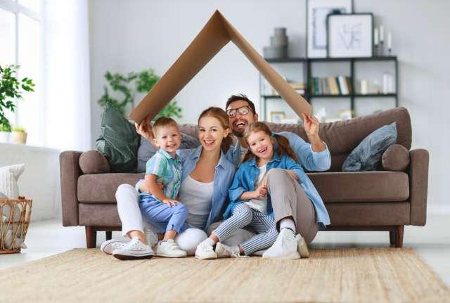 Viver com crianças: essenciais para começar uma vida a 3
