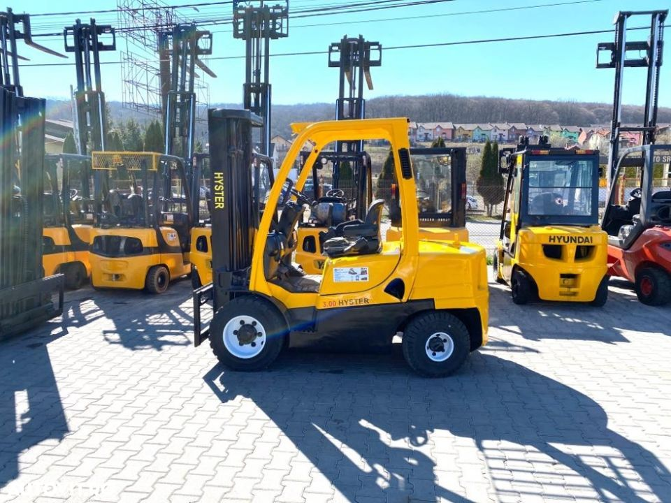 Hyster H3.0FT - 1