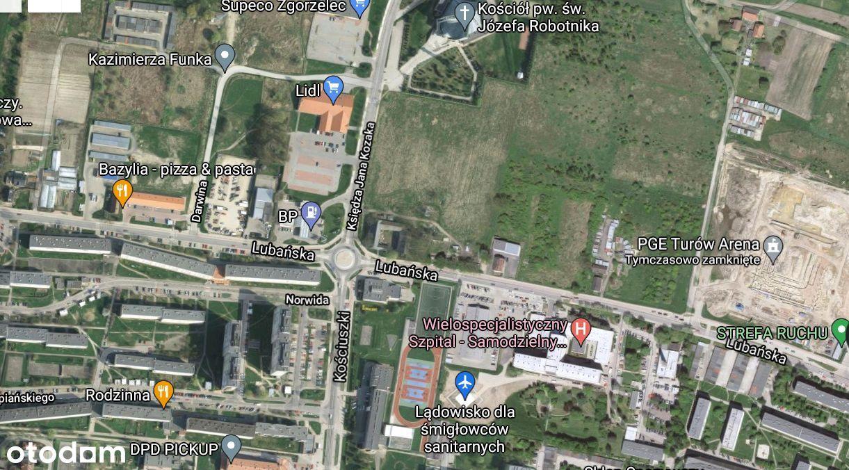 Dwie Działki inwestycyjne w Zgorzelcu