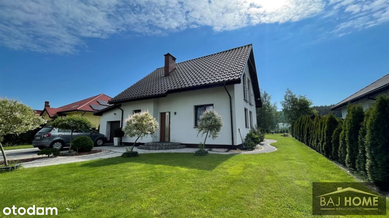 Dom w spokojnej okolicy w Owczarkach