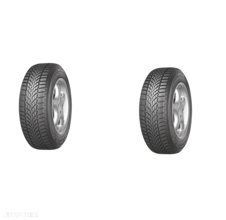 SET 2 ANVELOPE IARNA KELLY 205/55R16 WinterHP - made by GoodYear - 1