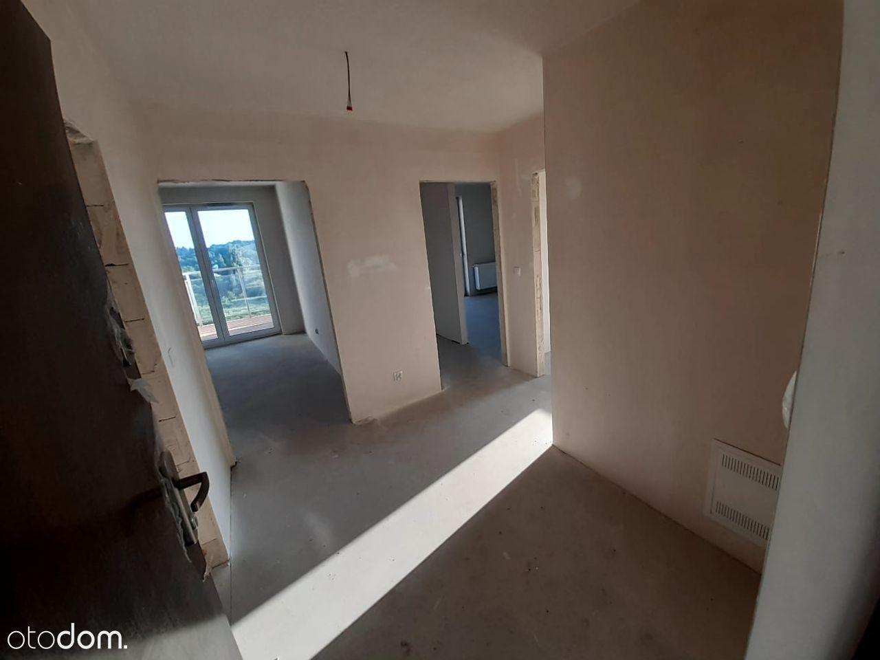 Nowe, gotowe 3-pokojowe mieszkanie 49,6 m2 (3 p.)