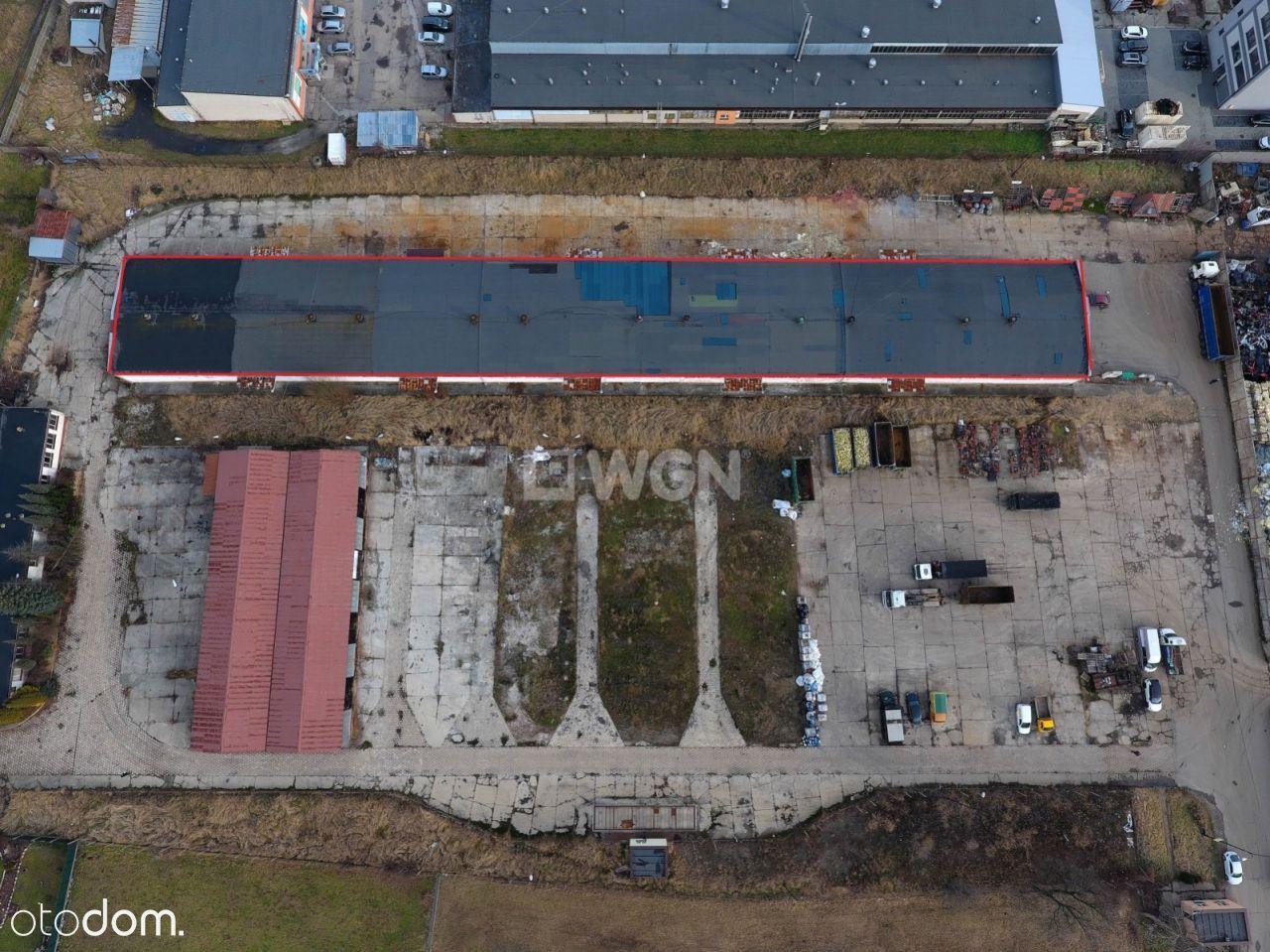 Hala/Magazyn, 2 489 m², Tarnów