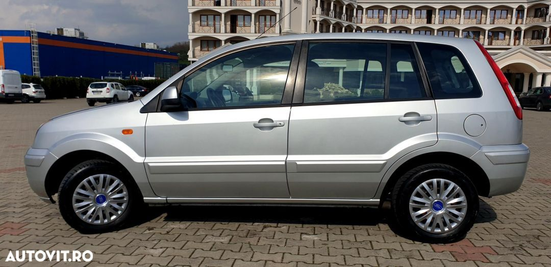 Ford Fusion 1.4 - 2