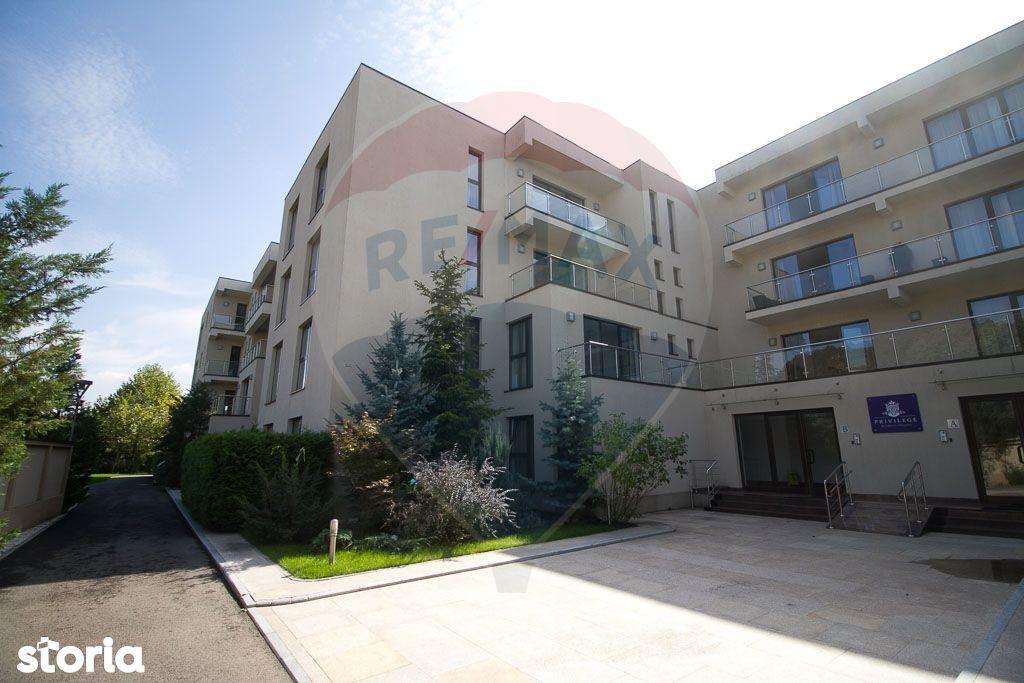 Apartament 4 camere mobilat/utilat complet - Corbeanca/Otopeni