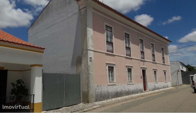 Moradia em Sousel, Cano