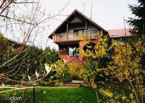 Dom 350m z pięknym ogrodem w Starym Aninie