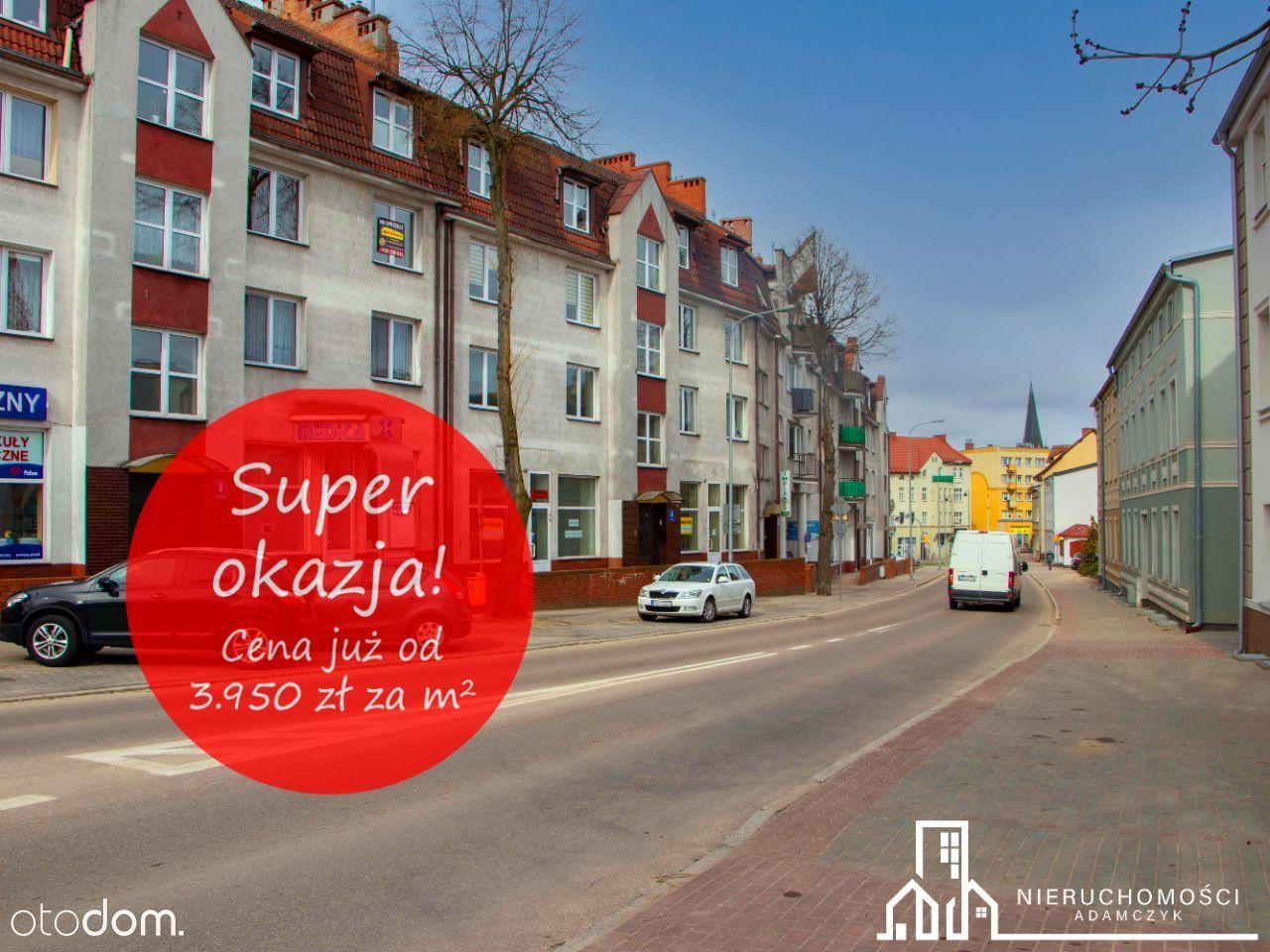 Mieszkanie, 71 m², Szczecinek