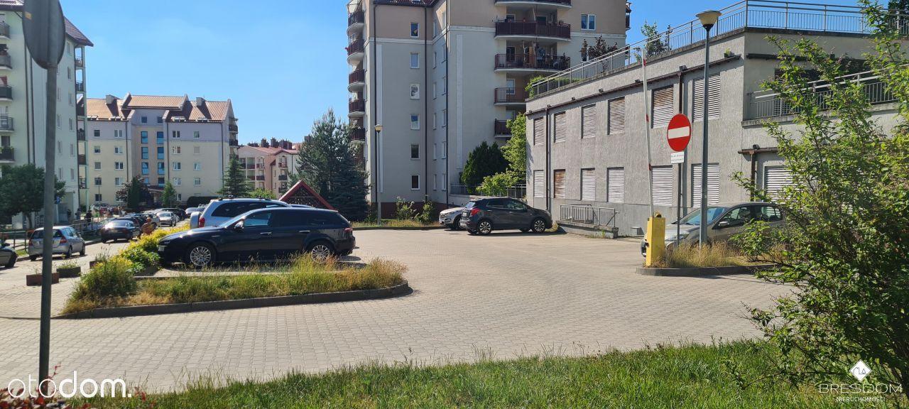 Miejsce Parkingowe ul. Srebrna.