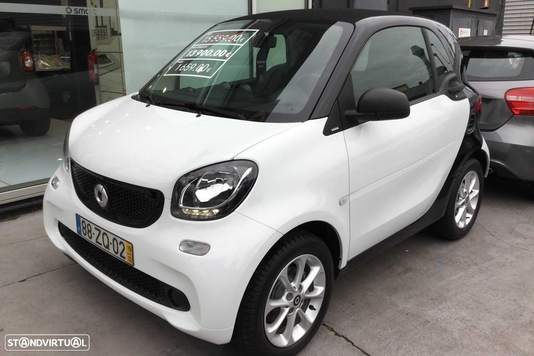 Smart ForTwo (Fortwo 1.0 Passion 71 Aut.) - 1
