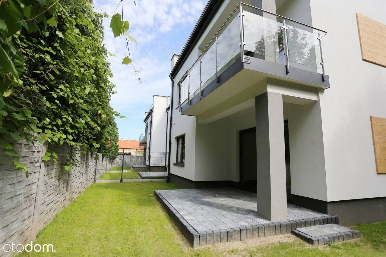 Bernardyńska 66 apartament z ogrodem D