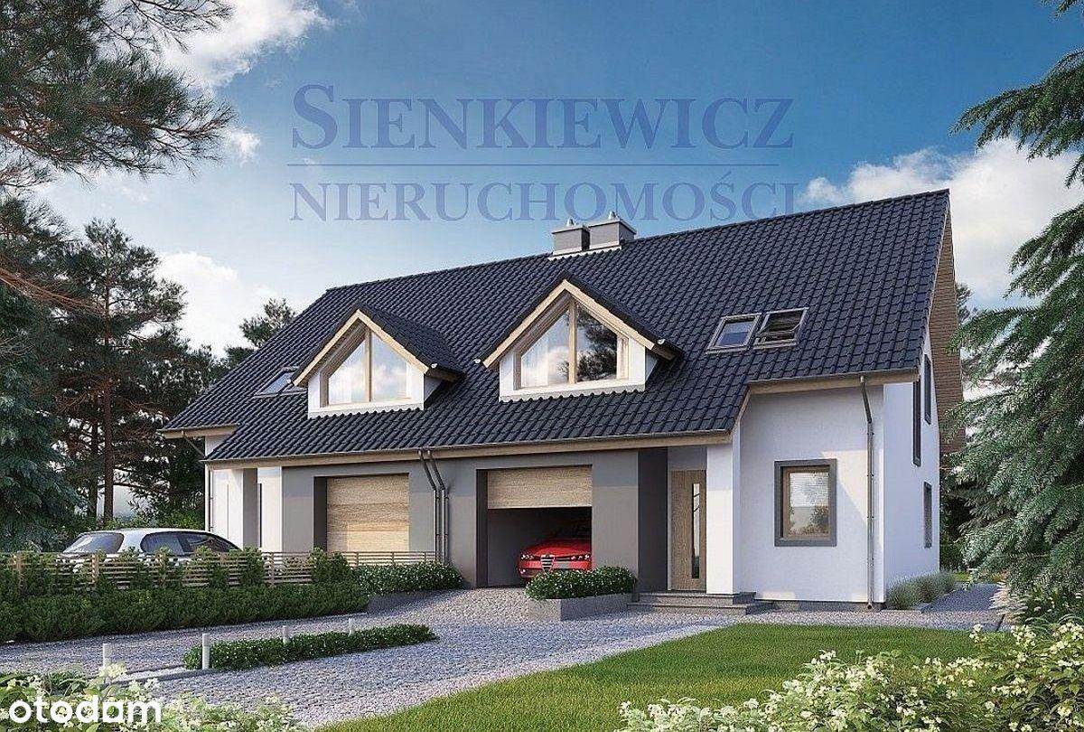 Nowe domy w zabudowie bliźniaczej