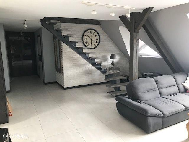 Komfortowe dwu pozimowe mieszkanie 120 m2