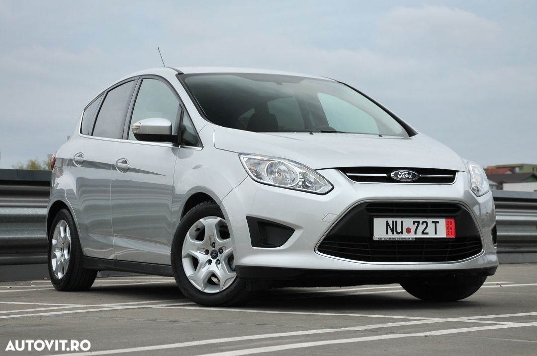 Ford C-MAX 1.6i - 4