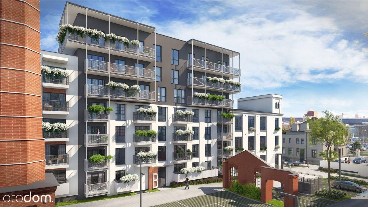 Przestronny apartment ponad 92 m² - dwie łazienki!