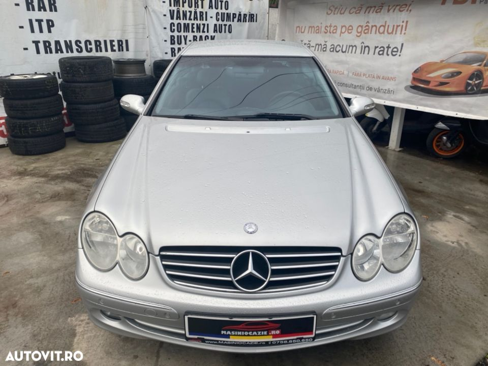 Mercedes-Benz CLK - 2
