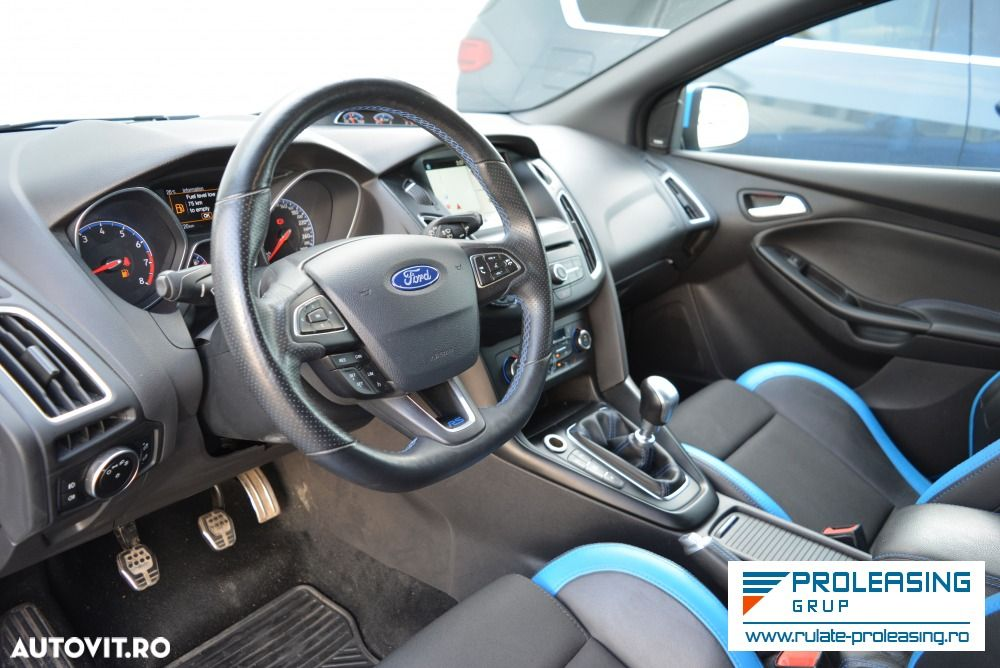 Ford Focus RS - 9