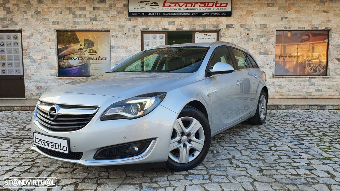 Opel Insignia Sports Tourer 1.6 CDTI SELECTION - 1