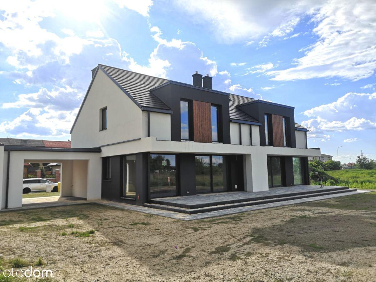 Atrakcyjny dom w Zamościu, II Etap Budowy.