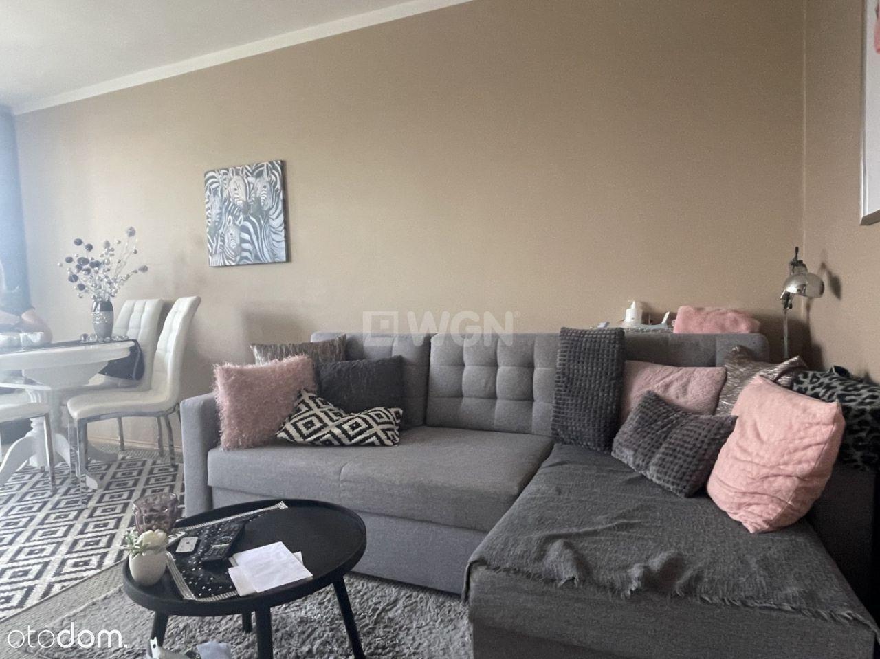 Mieszkanie, 47,40 m², Szczecin