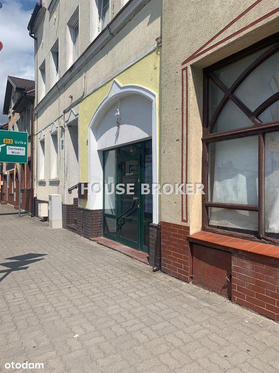 Lokal użytkowy, 43,48 m², Darłowo
