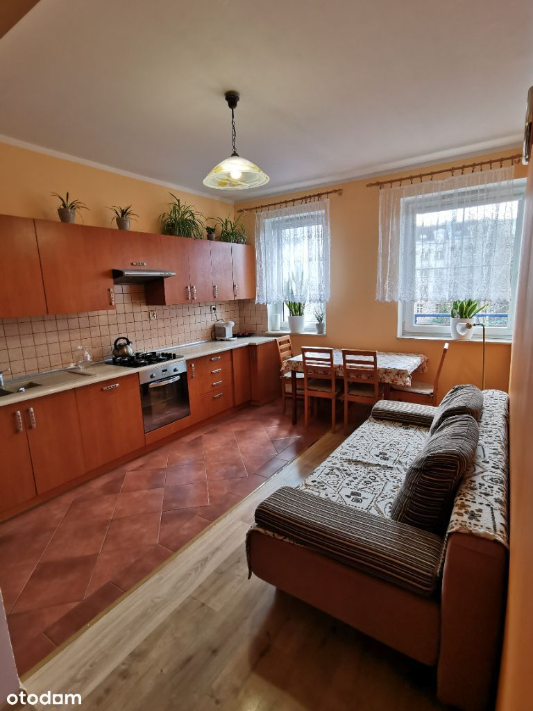 Przytulne i jasne mieszkanie na Szwederowie