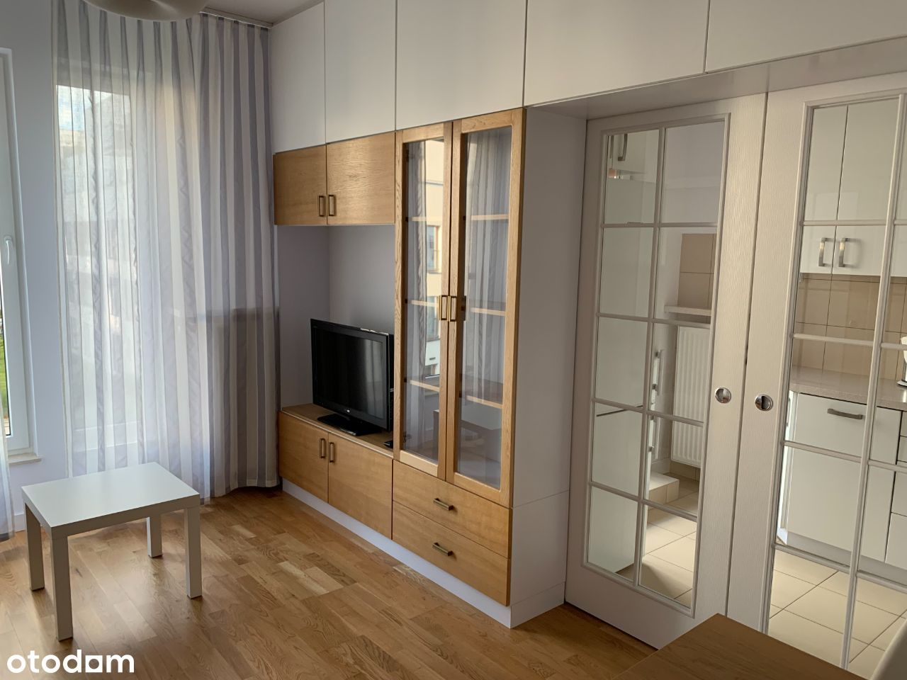 Dwa Pokoje Z Balkonem I Garażem/Miasteczko Wilanów