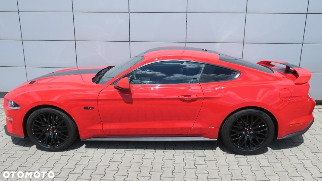 Ford Mustang Rece red Opole automat Magneride - 1