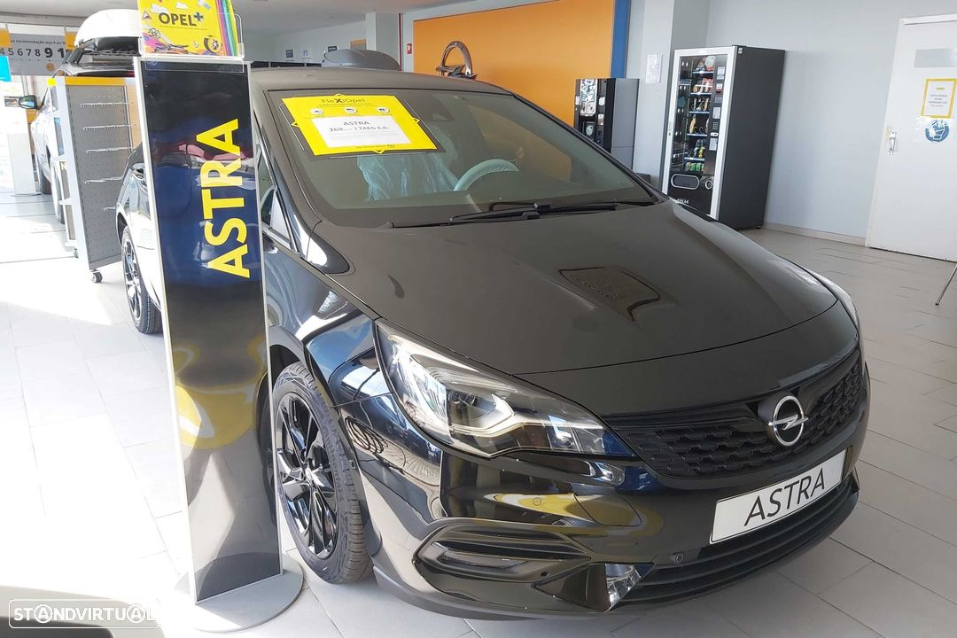 Opel Astra (Astra 1.5 D Ultimate S/S) - 1