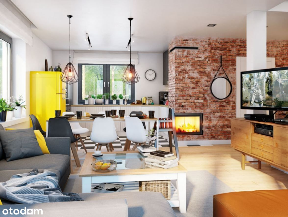 3 lub 4 pokoje, 2 balkony, Dmowskiego