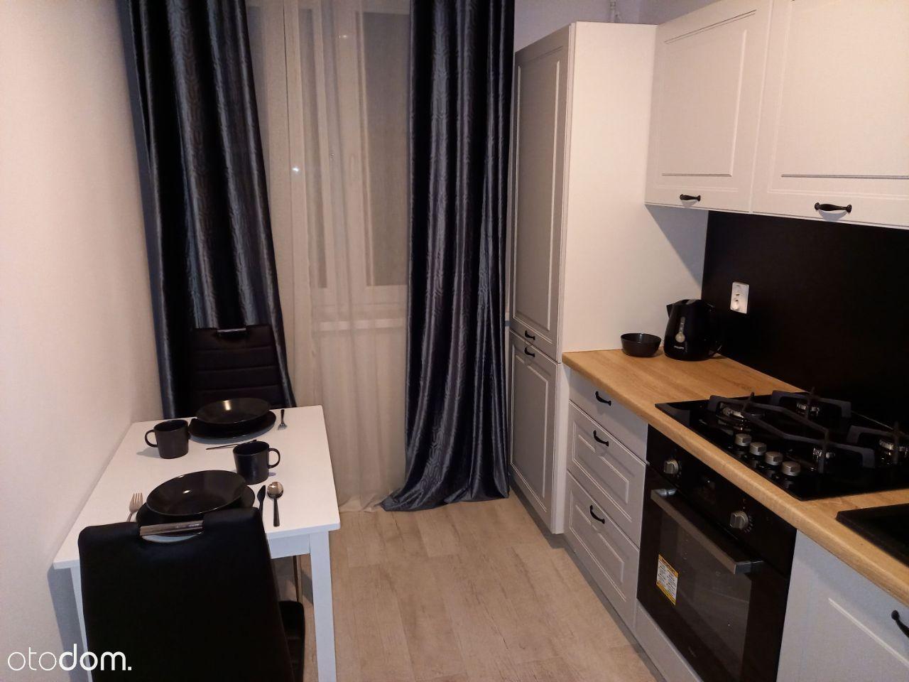 Piękne ciche mieszkanie, wyposażone Wyżyny 42,42m
