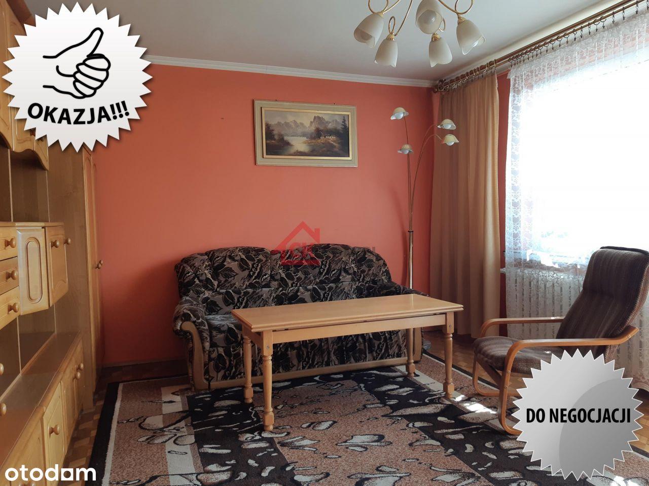 Mieszkanie 2-pokojowe, ul. Leszczyńska, Ksm