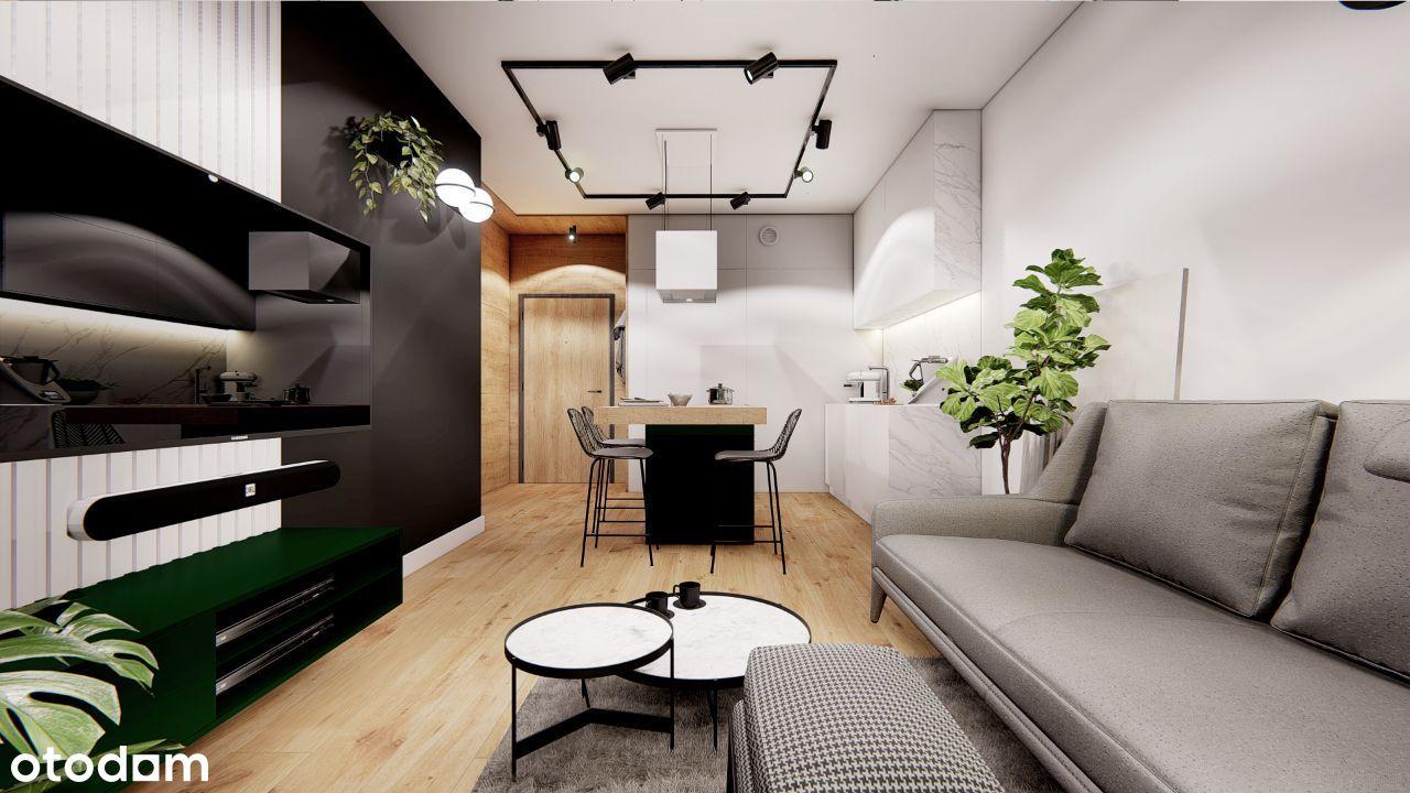 2-pokojowy apartament nad morzem A2.18