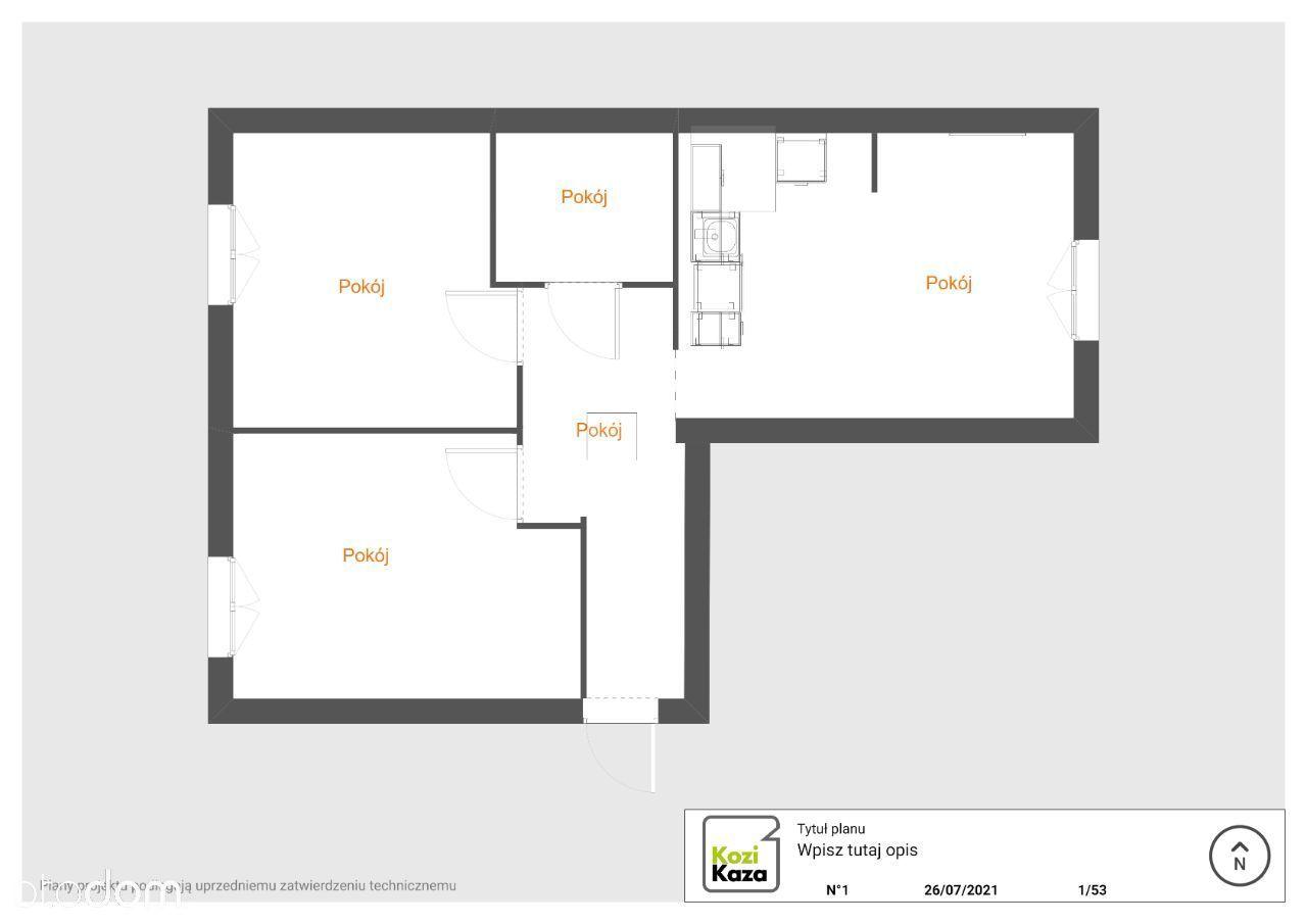 Bielszowice 3 pokoje od właściciela