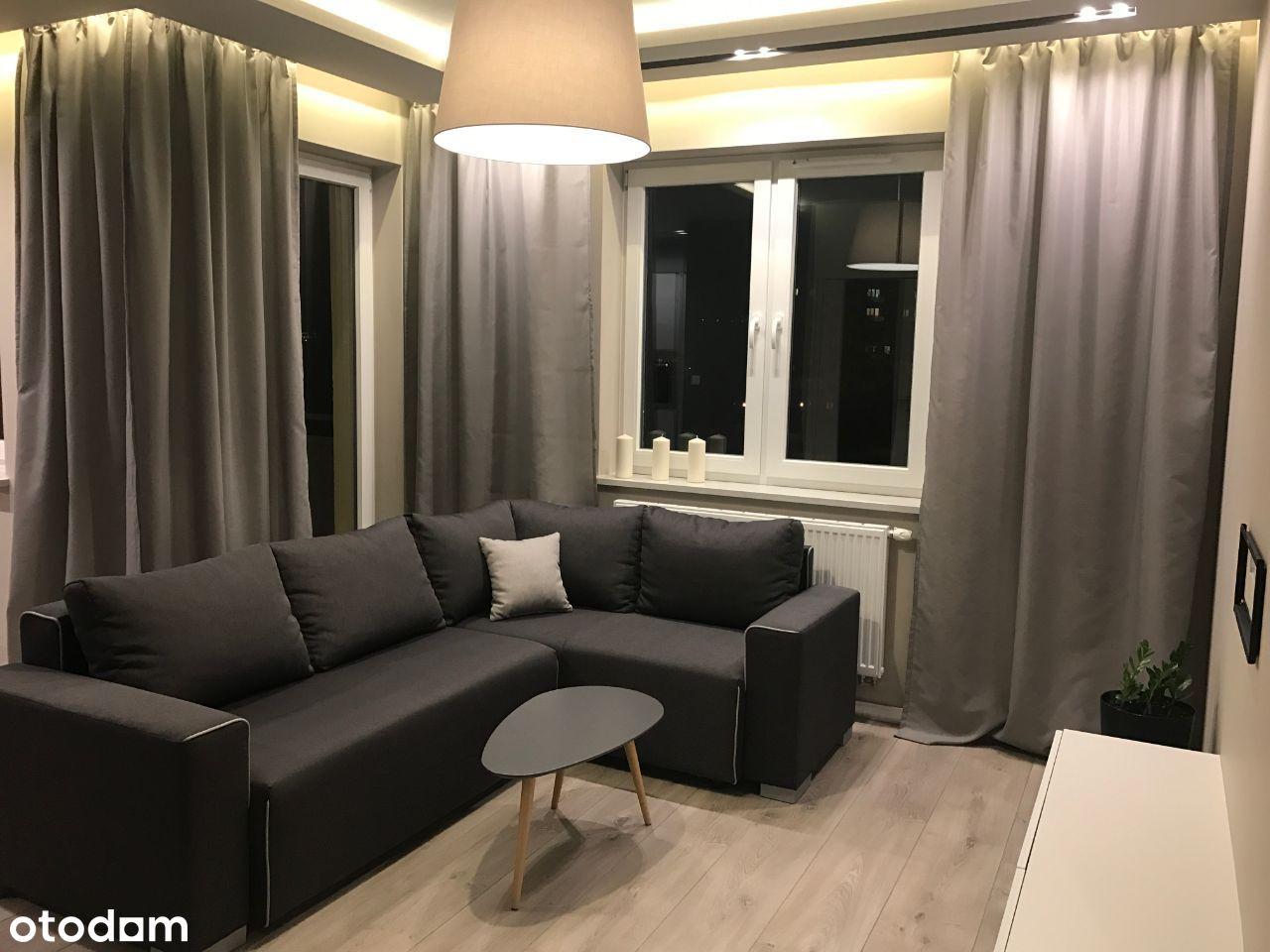 Wynajmę nowoczesne mieszkanie 45m2 Górczyn