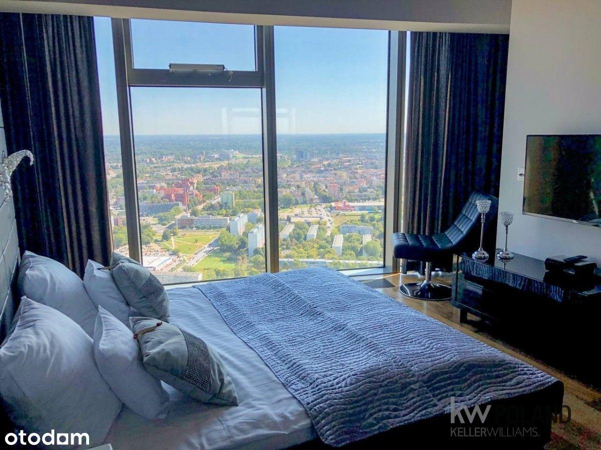Pl/En/Rus Ekskluzywny apartament na 40 piętrze